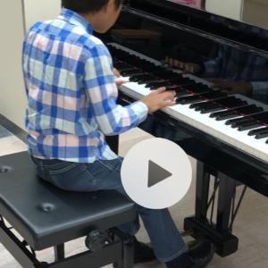 なおのピアノコンクール