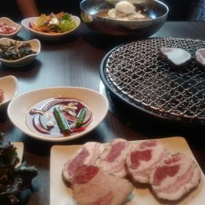 東京で韓国料理