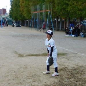 練習試合(加茂名小学校)