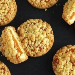 あんずのクッキー