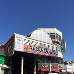 済州島で人気の韓国グルメ!フードトラックでおやつタイム♪【2017.10★済州島3泊4日の旅】