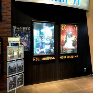 韓国映画は映画館で観たい派です!