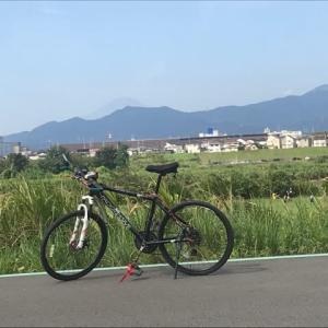 相模川サイクリングロード 60Km