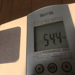 コロナ禍6ヶ月の不摂生後 ダイエット完了