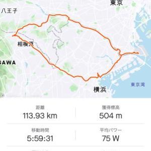 フードレスキュー六角橋 羽田 多摩センター 110Km