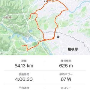 サイクリング & ハイキング 堂所山