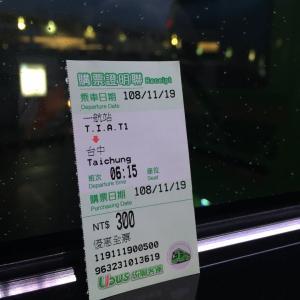 台中ひとり旅 彩虹眷村