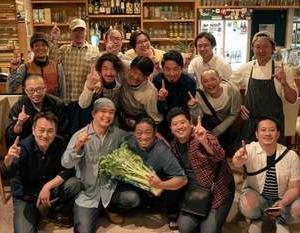 「食」を通じた街づくりプロジェクト『シンシュラン』結成!!!