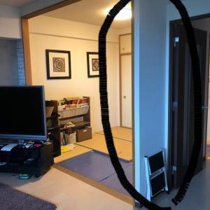 セルフリノベーション 第2弾 リビングと和室の壁編 手話美容室