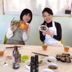 イベントレポート【美肌に導く雑穀のススメ】宮前真樹さんとのコラボ講座
