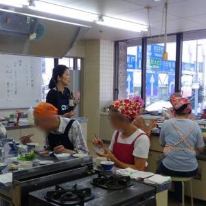 北生涯学習センター料理教室