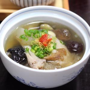 秋の潤いスープ