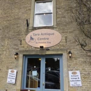 イギリス旅行記4日目【Stow-on-the-wold】Tare Antique Centre