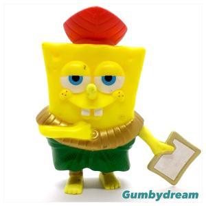 "Burger King Spongebob Squarepants Atlantis Figure ""LEMURIA"" 2007"