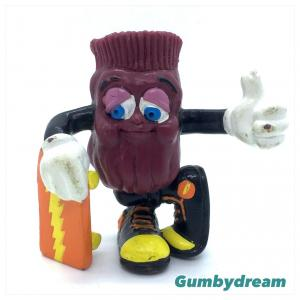 "Hardee's California Raisins Limited Edition Series PVC ""Buster"" 1991"