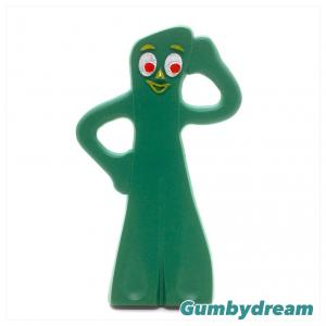 Joy Enterprises Gumby Clip 1986