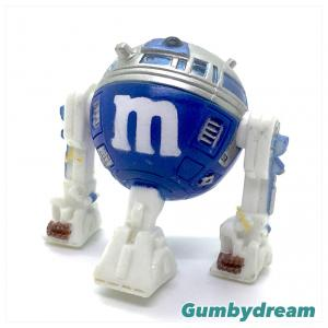 """Hasbro Special Collectors Edition Star Wars Chocolate mPIRE """"Blue as R2-D2"""" 2005"""