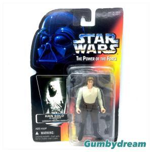 "Kenner Orange Card ""Han Solo in Carbonite"" 1996"