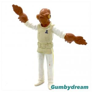 "Just Toys Star Wars Bend Ems ""Admiral Ackbar"" 1994"