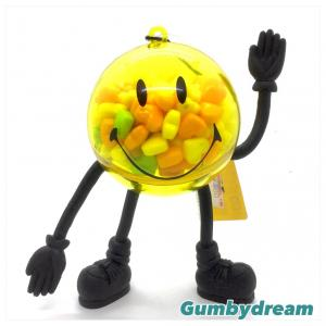 Smiley Bendable Candy Dispenser 2018