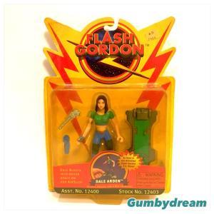 """Playmates Flash Gordon Action Figure """"Dale Arden"""" 1996"""