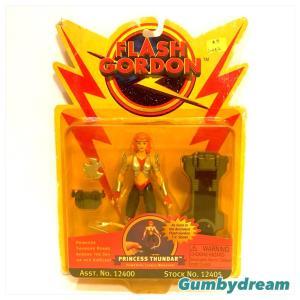 "Playmates Flash Gordon Action Figure ""Princess Thundar"" 1996"