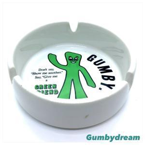 Gumby Ashtray 1980s