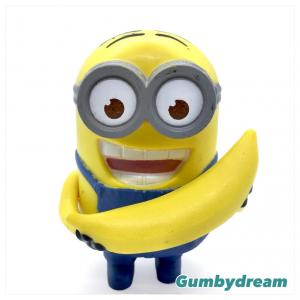 "McD happy Meal Despicable Me 2 ""Dave Banana Babbler"" 2013"