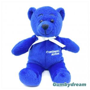 Daron Travel Continental Airlines Bear 2004