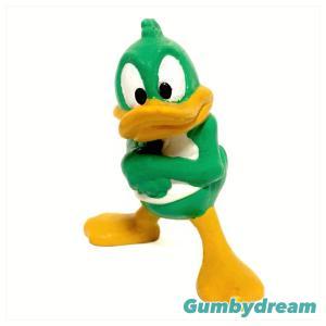 "Applause Tiny Toon Adventures PVC ""Plucky Duck"" 1991"