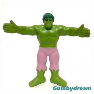 """Just Toys Bend-Ems The Hulk 5.75"""" Bendable 1989"""