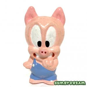 "Applause Tiny Toons PVC ""Hamton J. Pig"" 1991"