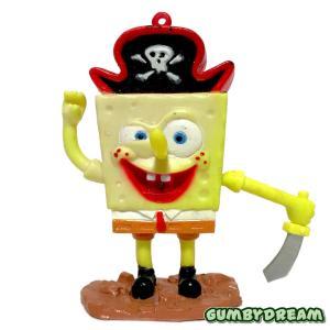 SpongeBob Squarepants Pirate SpongeBob Keychain