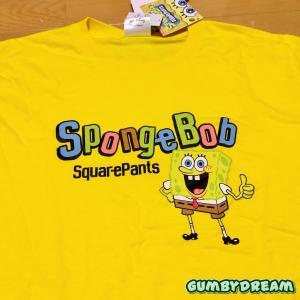 SpongeBob Squarepants Yellow T-Shirt 2021