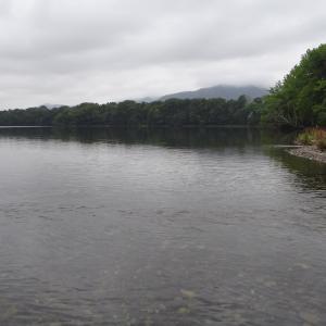 9月15日 屈斜路湖