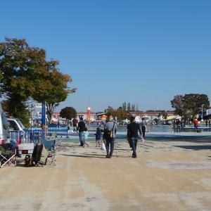 11月10日 しらこばと水上公園