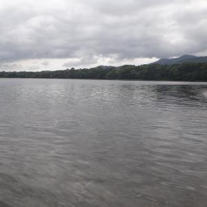 9月12日 屈斜路湖