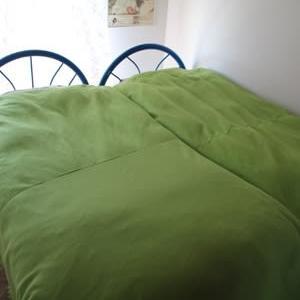チョーナン部屋のベッド