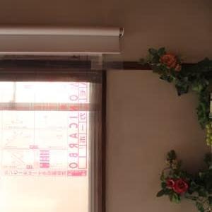 ポリカで越す冬の窓