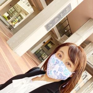 ★岡山県庁へ
