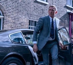 「007/ノー・タイム・トゥ・ダイ」の感想文