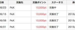 毎週500円稼ぐ★ポイントタウン★今月4回目!