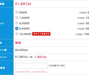 5,000円【ポイントインカム】稼げるポイントサイト♪