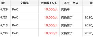 500円換金【ポイントタウン】7月4回目!25万円稼いだポイントサイト!