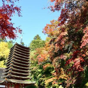 談山神社参拝 2020.11.8 Sanpo 338