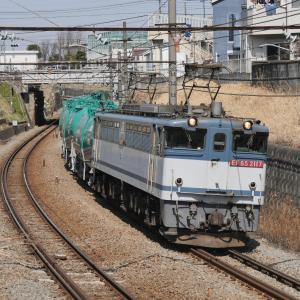 米タンと廃車回送