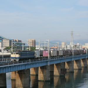 EF66-27を撮る@東海道線
