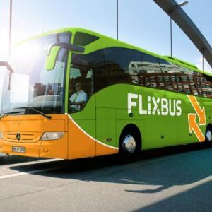 2020年 2月 ミラノへ Flixbus
