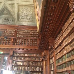 2020年 ミラノ ブレラ美術館 図書館