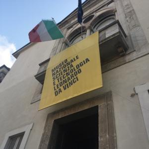 2020年 ミラノ二日目 科学技術博物館